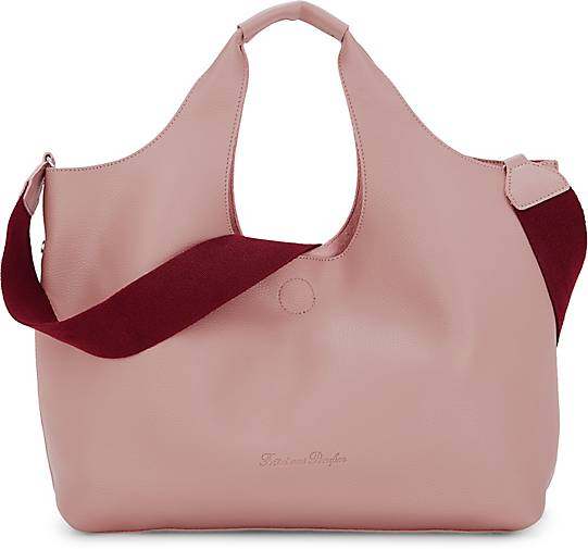 09029323106af Fritzi aus Preußen Shopper ORLEANS in rosa kaufen - 48345101