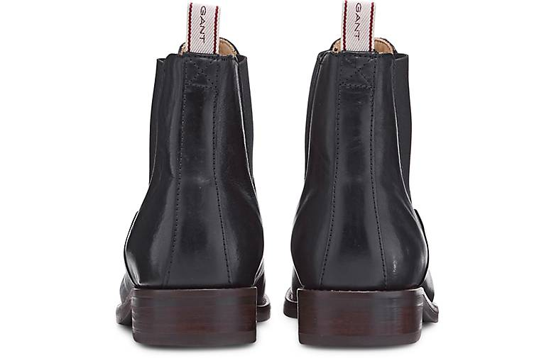 Gant Chelsea Boots Fay In Schwarz Kaufen 47549401 G 214 Rtz