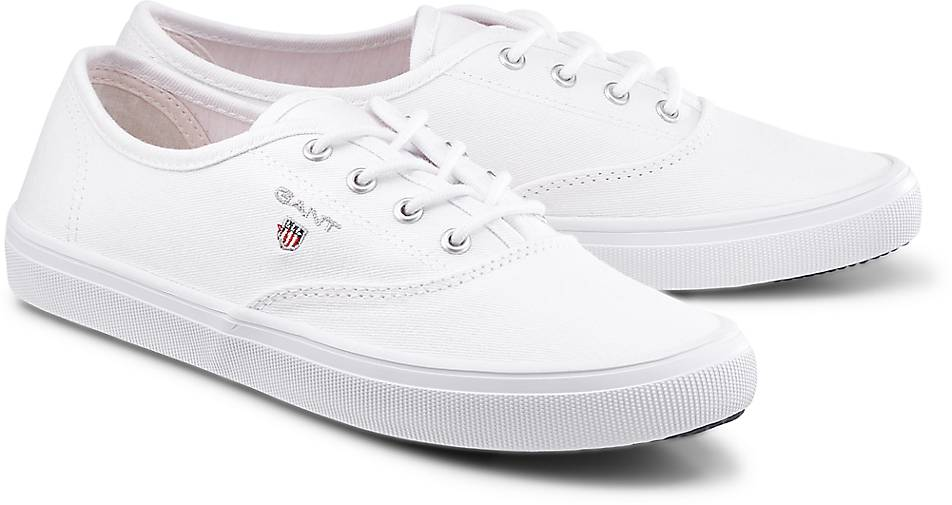 64b1b46f8ebcb6 GANT Sneaker NEW HAVEN in weiß kaufen - 47194301