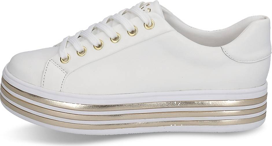 GERRY WEBER Sneaker Novara 02, weiss