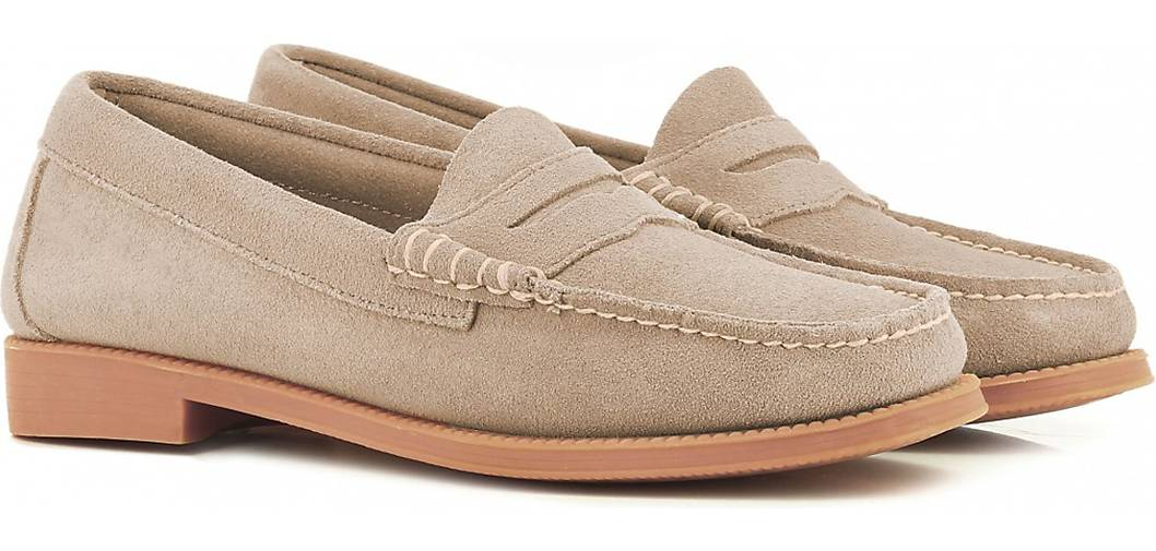 G.H. Bass & Co. Loafer EASY Penny Suede G.H. Bass & Co.