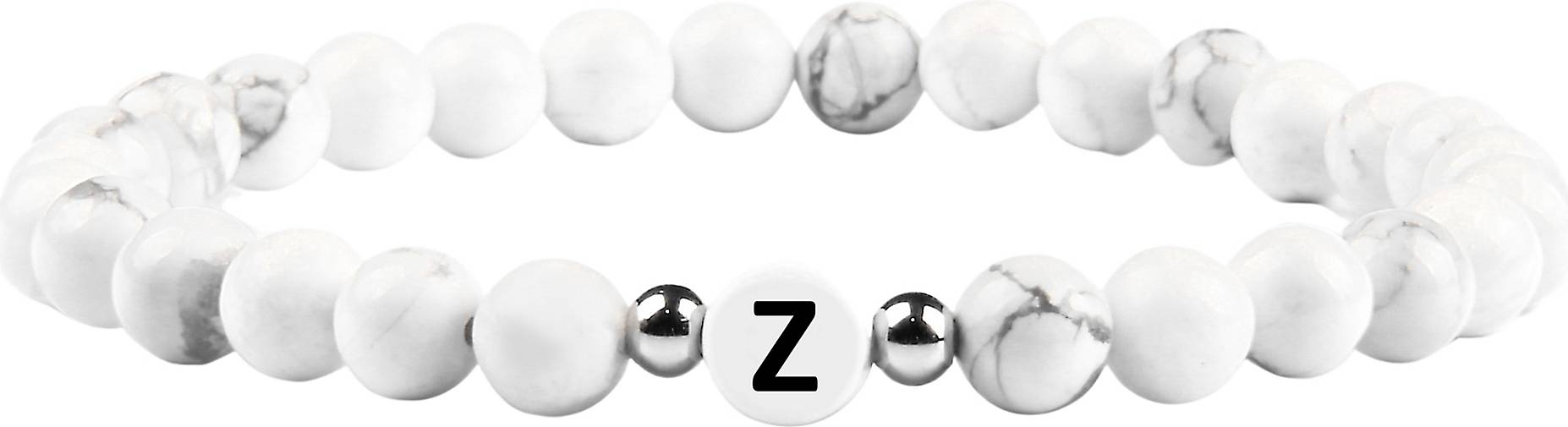 GOOD.designs Howlitharmband Ab-Weiss-Z