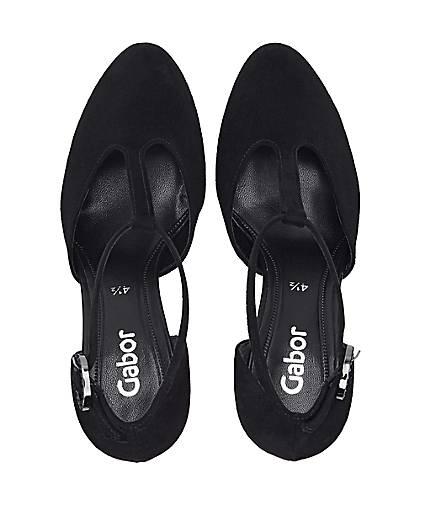 Gabor Abend-Pumps in schwarz kaufen - 48215801 48215801 48215801 GÖRTZ Gute Qualität beliebte Schuhe 5bd4f0