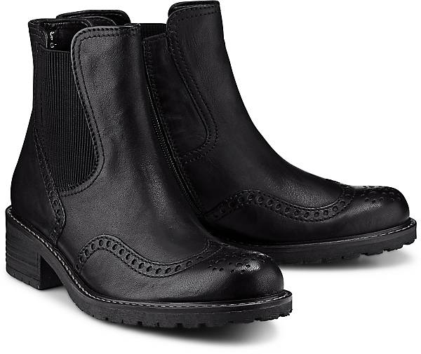 Gabor Chelsea-Boots - KRETA in schwarz kaufen - Chelsea-Boots 45599006 | GÖRTZ f90081