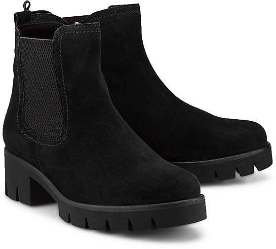 6281692a349b78 Gabor Chelsea-Boots in blau-dunkel kaufen - 47632403