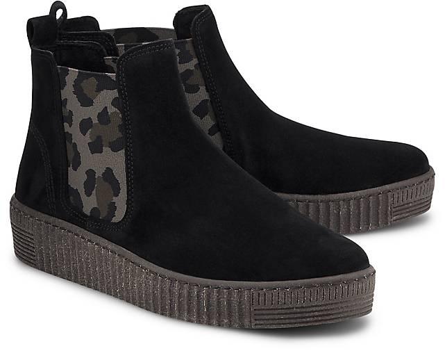 Gabor Chelsea Boot in schwarz