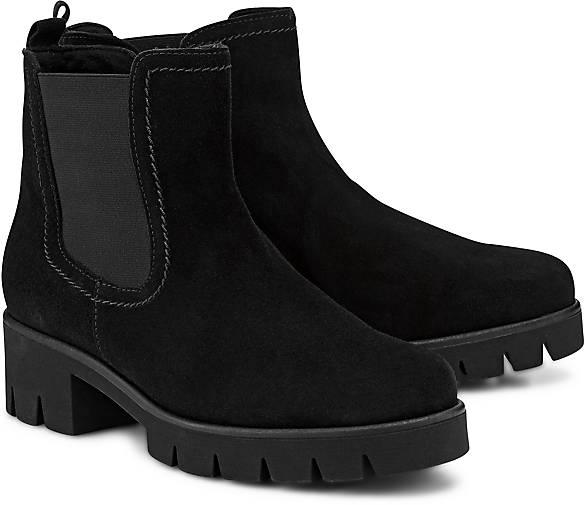 Gabor Chelsea-Stiefel in schwarz kaufen - 47632401 GÖRTZ Gute Qualität beliebte Schuhe
