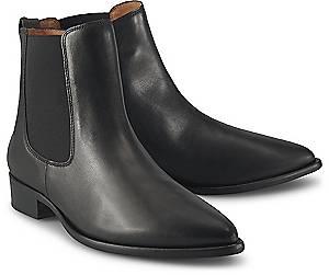 Gabor, Chelsea-Boots in schwarz, Boots für Damen