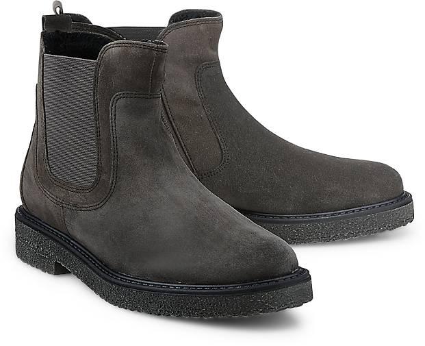 Gabor Chelsea-Stiefel in taupe kaufen - 47882202 GÖRTZ Gute Qualität beliebte Schuhe