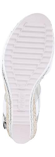 Gabor Keil-Sandalette Keil-Sandalette Keil-Sandalette in weiß kaufen - 46358901 GÖRTZ Gute Qualität beliebte Schuhe 88eb57