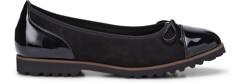 Gabor Klassik-Ballerina in schwarz kaufen - 45604102 GÖRTZ Gute Qualität Qualität Qualität beliebte Schuhe 4b3c92