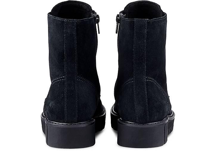 Gabor Komfort-Schnürer in blau-dunkel kaufen GÖRTZ - 47631202   GÖRTZ kaufen 0dd4fa