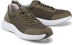 Gabor Fashion Sneaker khaki | GÖRTZ 47342704