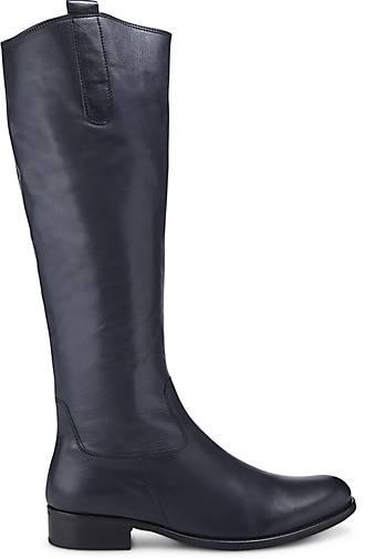 Gabor - Langschaft-Stiefel in blau-dunkel kaufen - Gabor 47298001 | GÖRTZ c68755