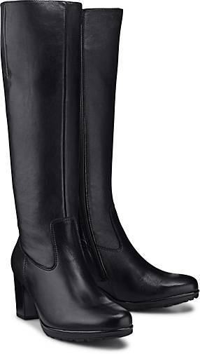 Gabor Langschaft-Stiefel in schwarz kaufen - 46611001 | GÖRTZ