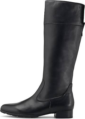 gabor stiefel rhodos schwarz
