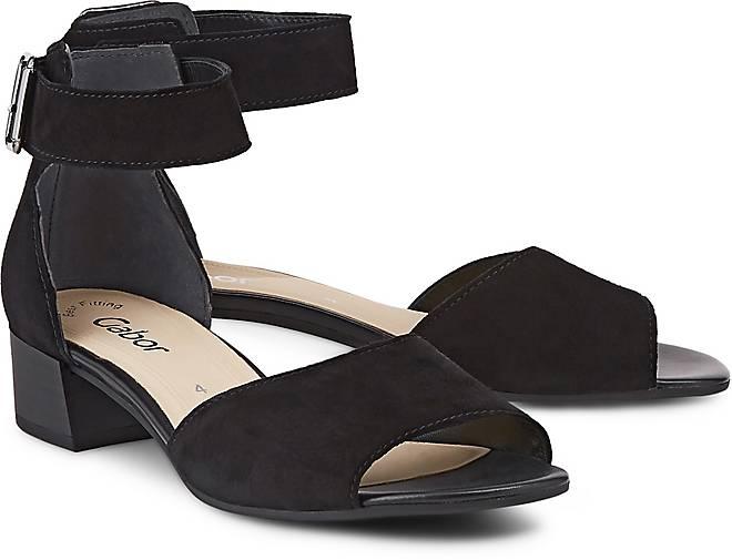 Gabor Riemchen-Sandalette