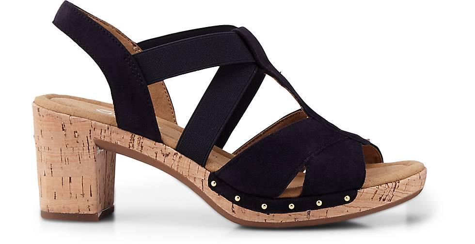 Gabor Sandale ST. - TROPEZ in blau-dunkel kaufen - ST. 47342601 | GÖRTZ 5fc120