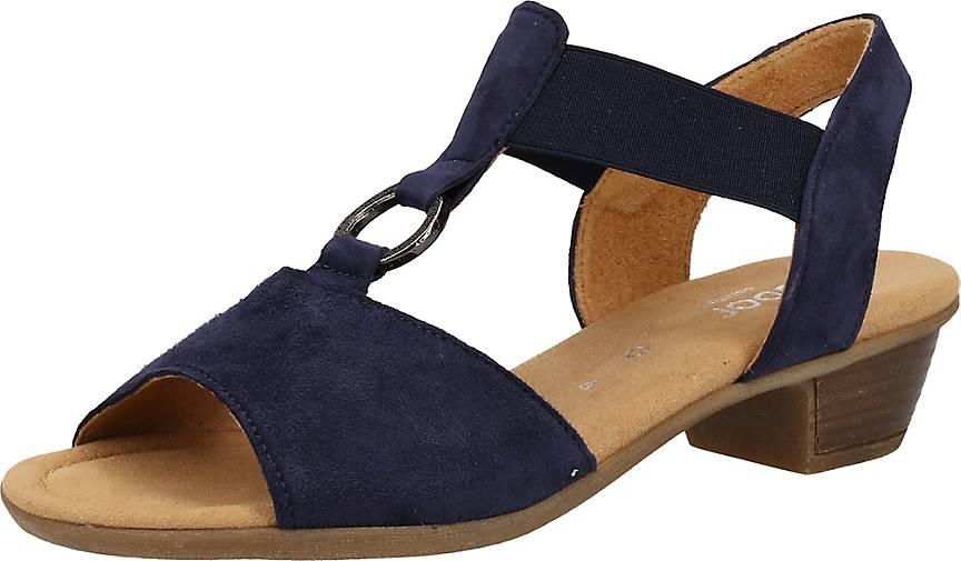 Gabor Sandalen blau | GÖRTZ 92305701