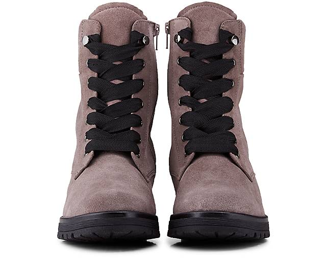 many fashionable vast selection promo code Schnürstiefelette