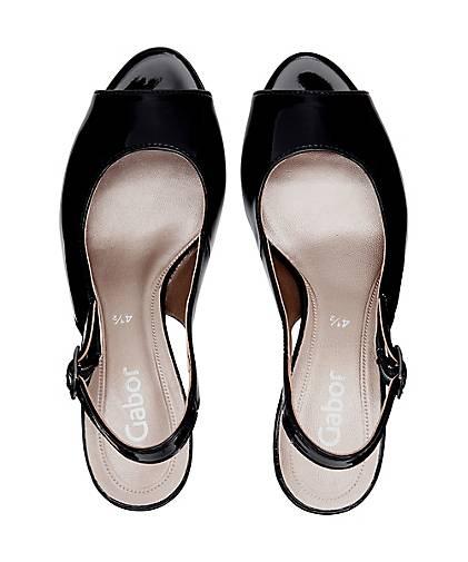 Gabor Sling-Pumps in schwarz kaufen - - - 48460701 GÖRTZ Gute Qualität beliebte Schuhe ff259d