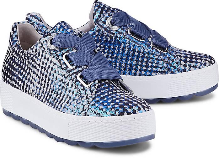 4cf139492cadd2 Gabor Sneaker FLORENZ G in blau-dunkel kaufen - 48214901