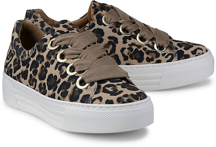 e32b109ccda9d1 Gabor Sneaker FLORENZ G in leo kaufen - 48214002