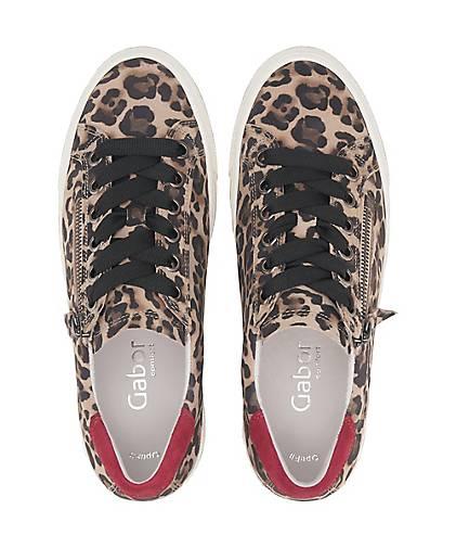 Gabor Sneaker FLORENZ leo | GÖRTZ 31275401