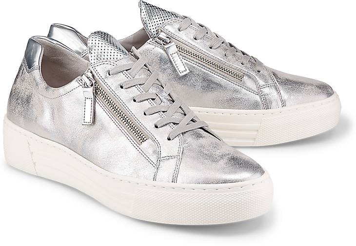 beauty retail prices wholesale online Gabor Sneaker FLORENZ silber Gabor FLORENZ silber FLORENZ ...