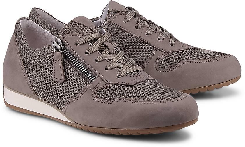 Gabor Sneaker RHODOS G in braun-mittel kaufen - 47176201   GÖRTZ 7e67417ad4