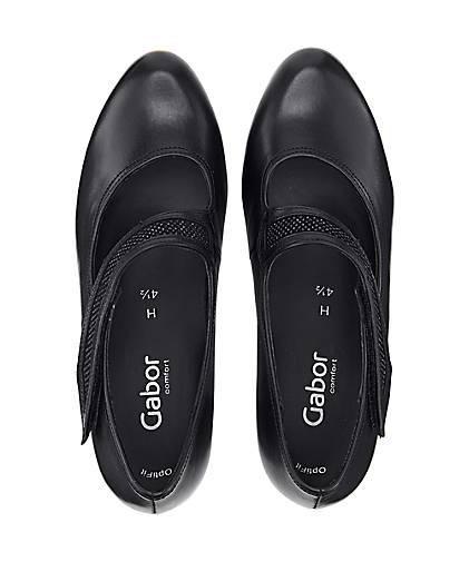 ... Gabor Trend-Pumps - PALMA in schwarz kaufen - Trend-Pumps 47176601    GÖRTZ ... 88b859241a