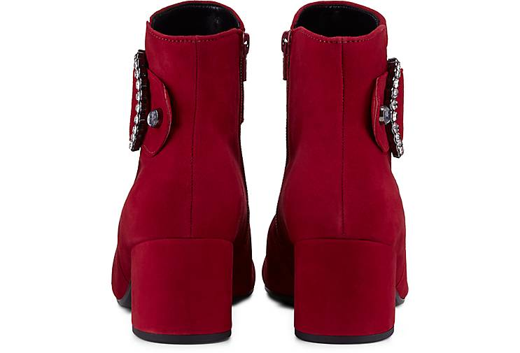 Rot Trend Rot Stiefelette Trend Stiefelette Gabor Trend Gabor 8k0wPnXO