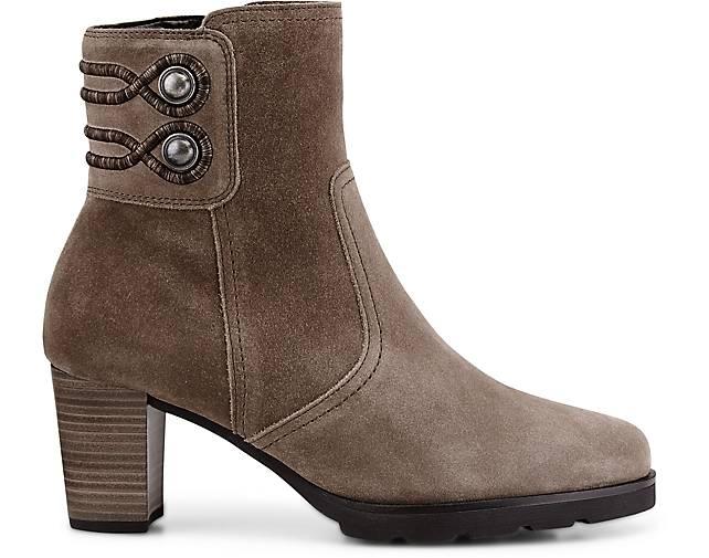 Gabor Trend-Stiefelette 47634001 in taupe kaufen - 47634001 Trend-Stiefelette | GÖRTZ ac1b2e