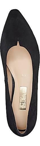 Gabor Velours-Pumps in in in blau-dunkel kaufen - 46217801 GÖRTZ Gute Qualität beliebte Schuhe 7334fe