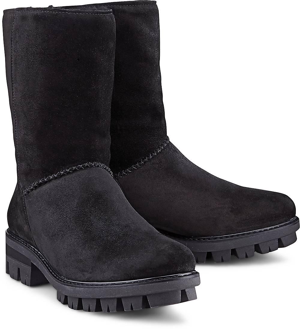 Winter-Boots von Gabor in schwarz für Damen. Gr. 35 1/2,37,37 1/2,38,38 1/2,39,40,41 Preisvergleich