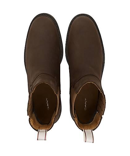 Gant Chelsea-Boots - ASHLEY in braun-dunkel kaufen - Chelsea-Boots 47550502   GÖRTZ b4465d