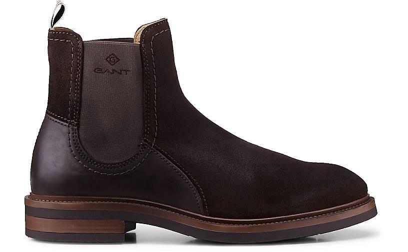 Gant Chelsea-Stiefel MARTIN in in in braun-dunkel kaufen - 47596901 GÖRTZ Gute Qualität beliebte Schuhe aa40a3
