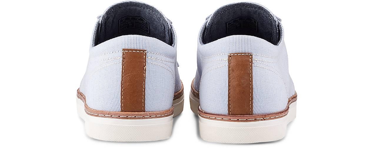 Gant Leinen-Turnschuhe BARI in blau-hell kaufen - - - 45301204 GÖRTZ Gute Qualität beliebte Schuhe 45a752