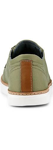 Gant Leinen-Turnschuhe BARI in khaki kaufen - 45301203 45301203 45301203 GÖRTZ Gute Qualität beliebte Schuhe b59682