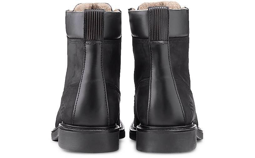 Gant Schnür-Boots ASHLEY 47549701 in schwarz kaufen - 47549701 ASHLEY | GÖRTZ 83602e