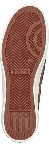 Gant kaufen Slip-On-Sneaker HERO in khaki kaufen Gant - 45302402 | GÖRTZ Gute Qualität beliebte Schuhe 8f4c79