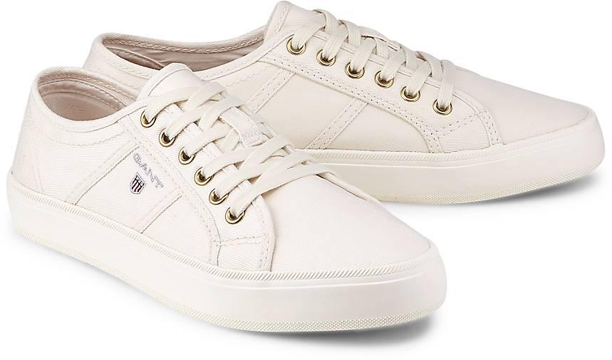 Gant Sneaker - ZOE in weiß kaufen - Sneaker 47194501   GÖRTZ 246f6e