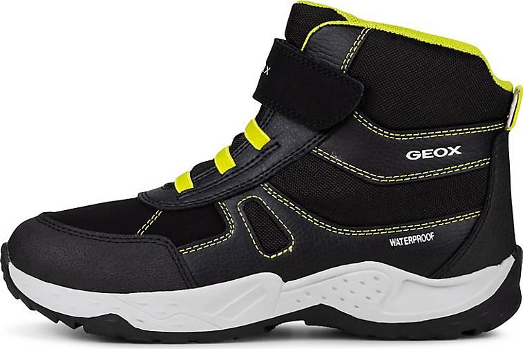 Geox Klett-Boots J SENTIERO B. WPF A