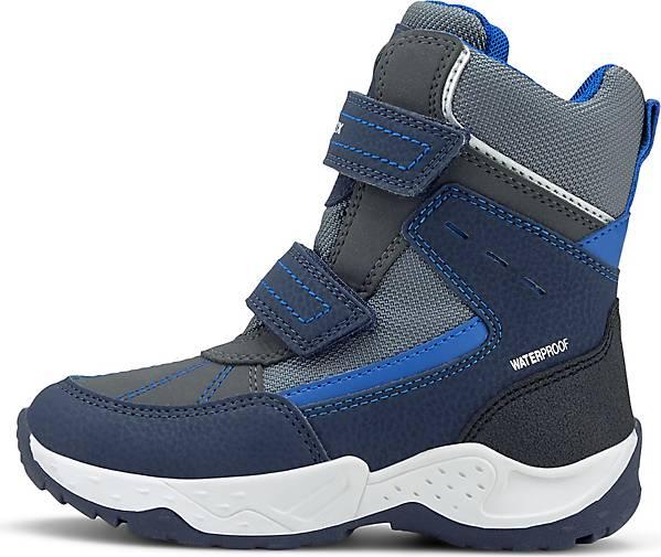 Geox Klett-Boots J SENTIERO B. WPF B
