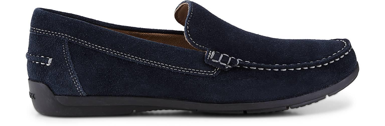 Geox Mokassin SIMON in blau-dunkel blau-dunkel blau-dunkel kaufen - 41753101 GÖRTZ Gute Qualität beliebte Schuhe 91f220