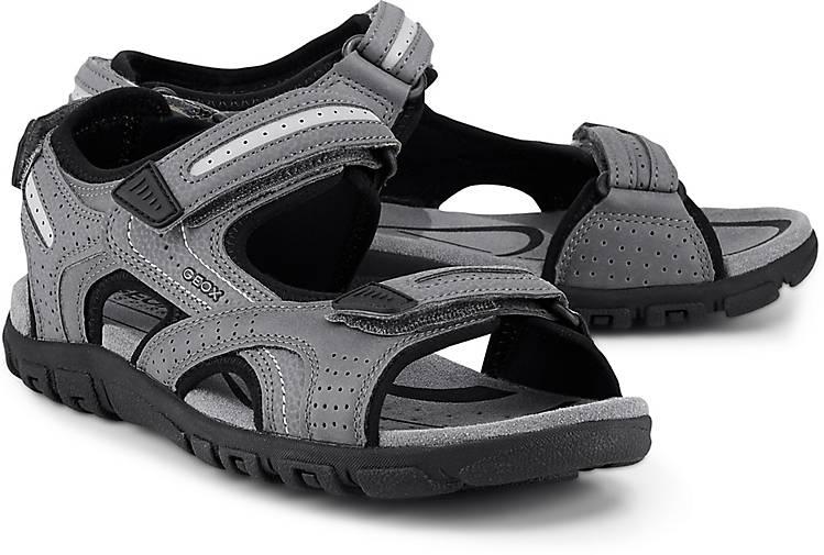 Grau Sandalen Geox Freizeit sandalen Kaufen Sandale In hell Strada VpSUzM