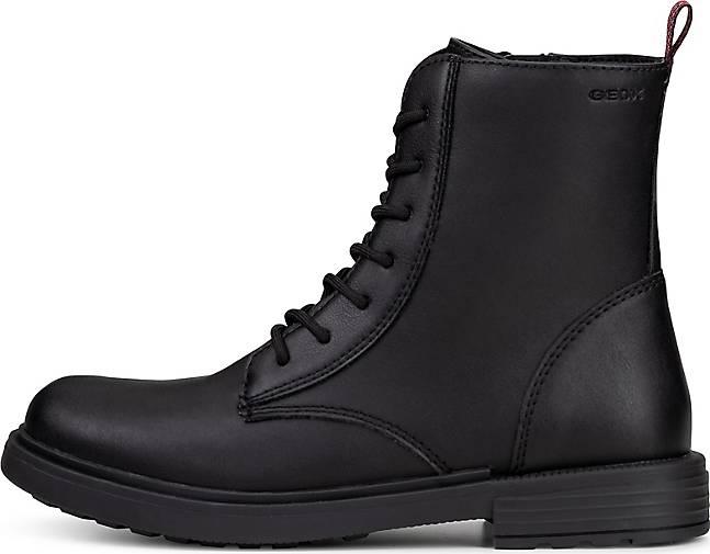 Geox Schnür-Boots J ECLAIR G. D
