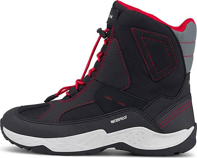 Geox Schnür-Boots J SENTIERO B.WPF C