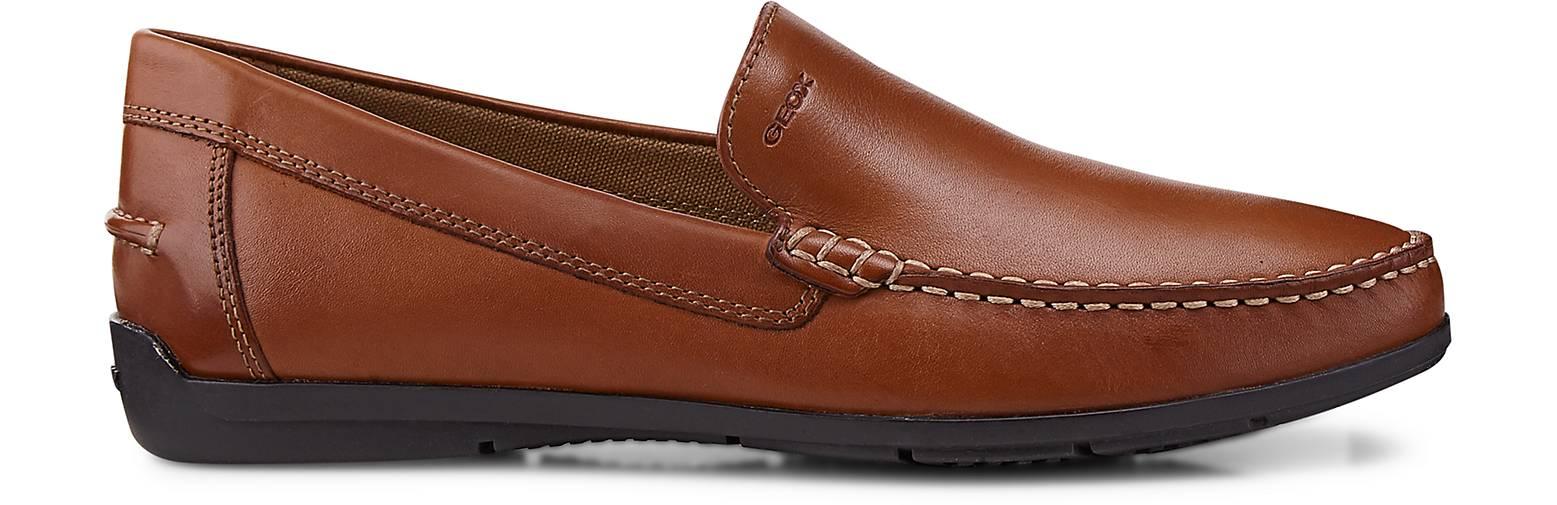 Geox Slipper SIRON in braun-hell kaufen - Qualität 47018001 | GÖRTZ Gute Qualität - beliebte Schuhe e4ae89