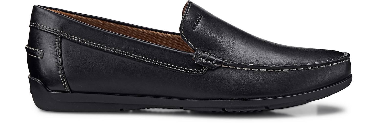 Geox Slipper SIRON in Qualität schwarz kaufen - 47017501 | GÖRTZ Gute Qualität in beliebte Schuhe c3f03a